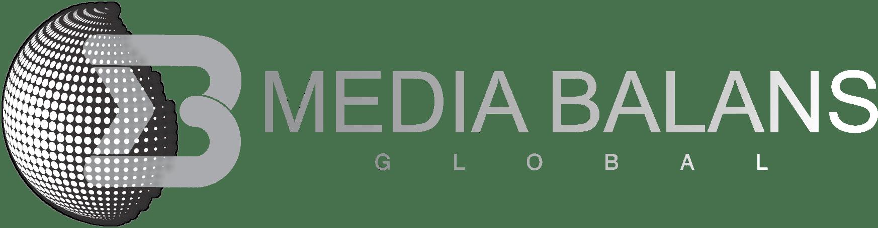 mediabalans logo white